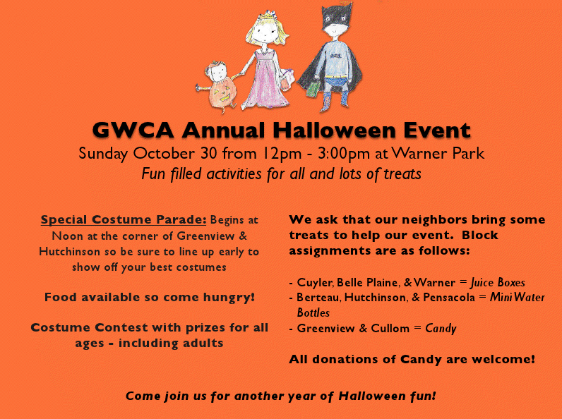 GWCA Halloween 2011